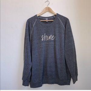 Alternative Earth | Shine Sweatshirt
